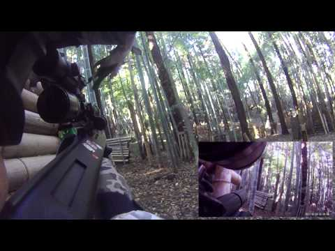 Airsoft(サバゲー) 2012/11/18 戦 #01 殲滅戦(表)
