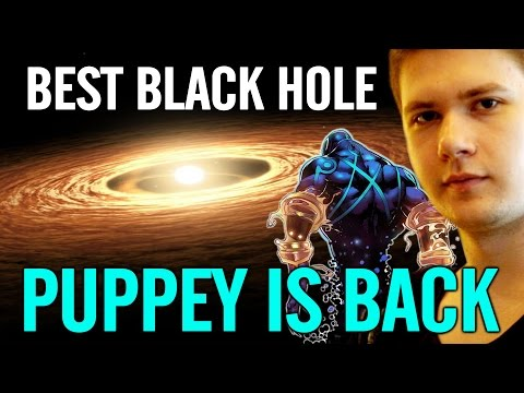 Puppey Black hole Is BACK Enigma Dota 2 Patch 7.00 Gameplay