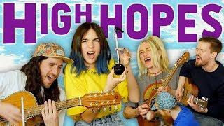 Download lagu HIGH HOPES - Gabriela Bee & Walk Off The Earth (Cover)