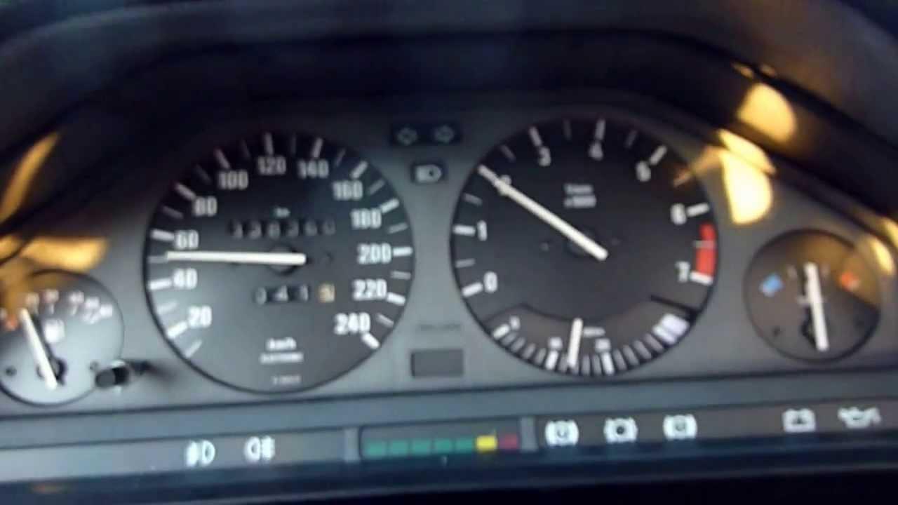 Bmw E30 325ix a Touring