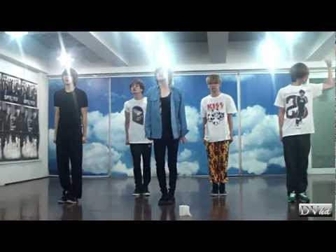 SHINee - Sherlock (dance practice) DVhd