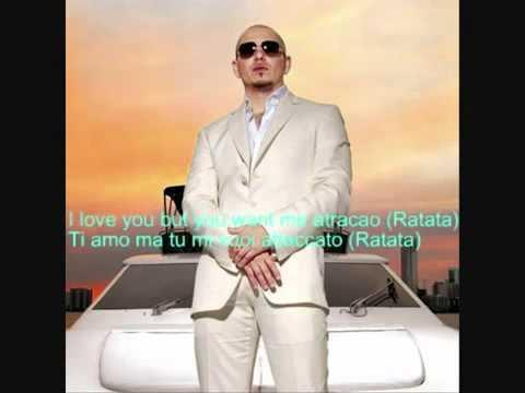 Shakira-Rabiosa feat Pitbull (Traduzione Italiano)