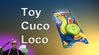 Juguete mágico: Cuco Loco (Magic Toy: Wacky Worm)