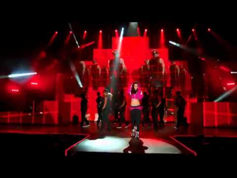Cheryl Cole - Fight For This Love (A Million Lights Tour 2012)