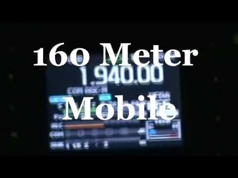 160 Meters Mobile - KB3RHR at the Jersey Shore