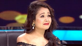 Tony Kakkar Sonu Kakkar Gave Surprise To Neha Kakkar On The Sets Of Saregamapa Lil Champs