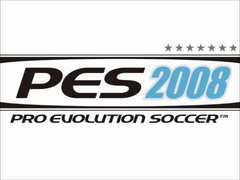 Pro Evolution Soccer 2008 SoundTrack - Tactic-formation Menu...