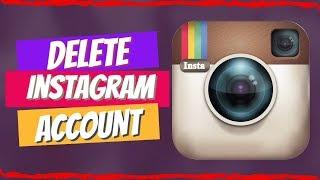 Delete Instagram | Instagram How To Delete Account | How to Delete Instagram