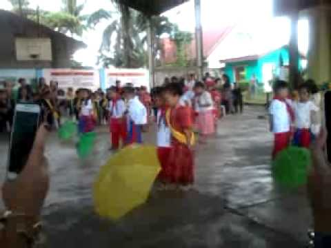 Althea Janice Folk Dance (sitsiritsit Alibangbang) video