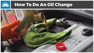 Project GTi - Engine Oil Change