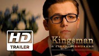 Kingsman: O Círculo Dourado   Trailer Oficial   Legendado HD