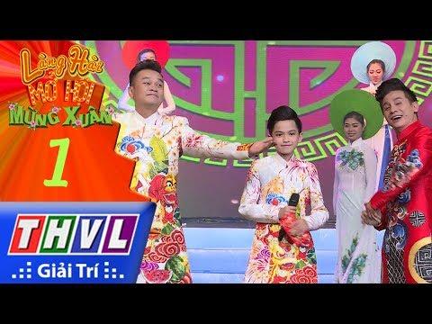 THVL | Làng hài mở hội mừng xuân 2018 - Tập 1[7]: Xuân quê tôi - NSUT Hữu Quốc, Quách Phú Thành