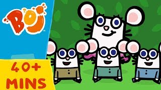Boj - Mia And The Twitchlets! | Super Long Compilation | Cartoons for Kids