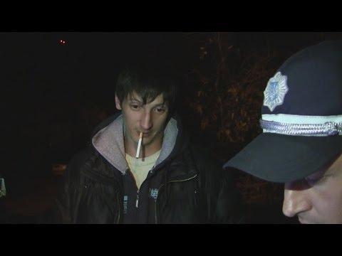 Жители Алупки продолжают отлавливать пьяных водителей!