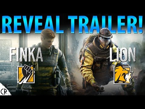 Operator Reveal Trailer - Operation Chimera - 6News - Tom Clancy's Rainbow Six Siege