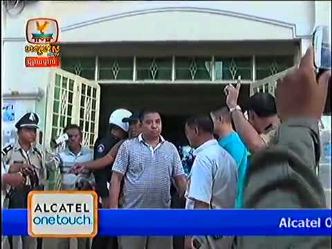 Khmer News, HM HDTV Daily Important News 02 Dec 2013 Part6_8
