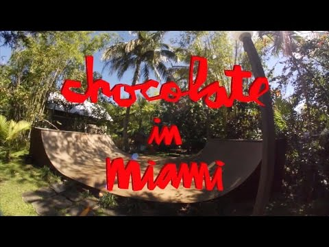 Chocolate Skateboards in Miami