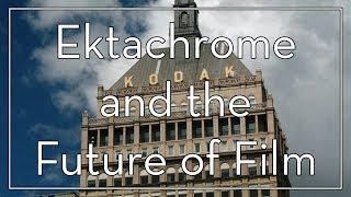 Kodak Ektachrome and the Future of Film Photography