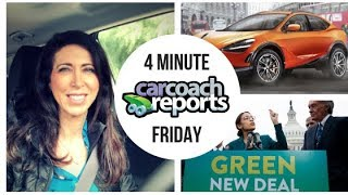 How Does the Green New Deal Affect Cars?! and more Auto News