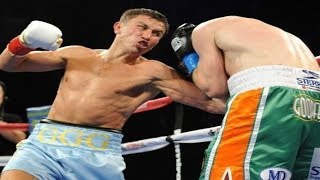 Gennady Golovkin: Routes to the Body