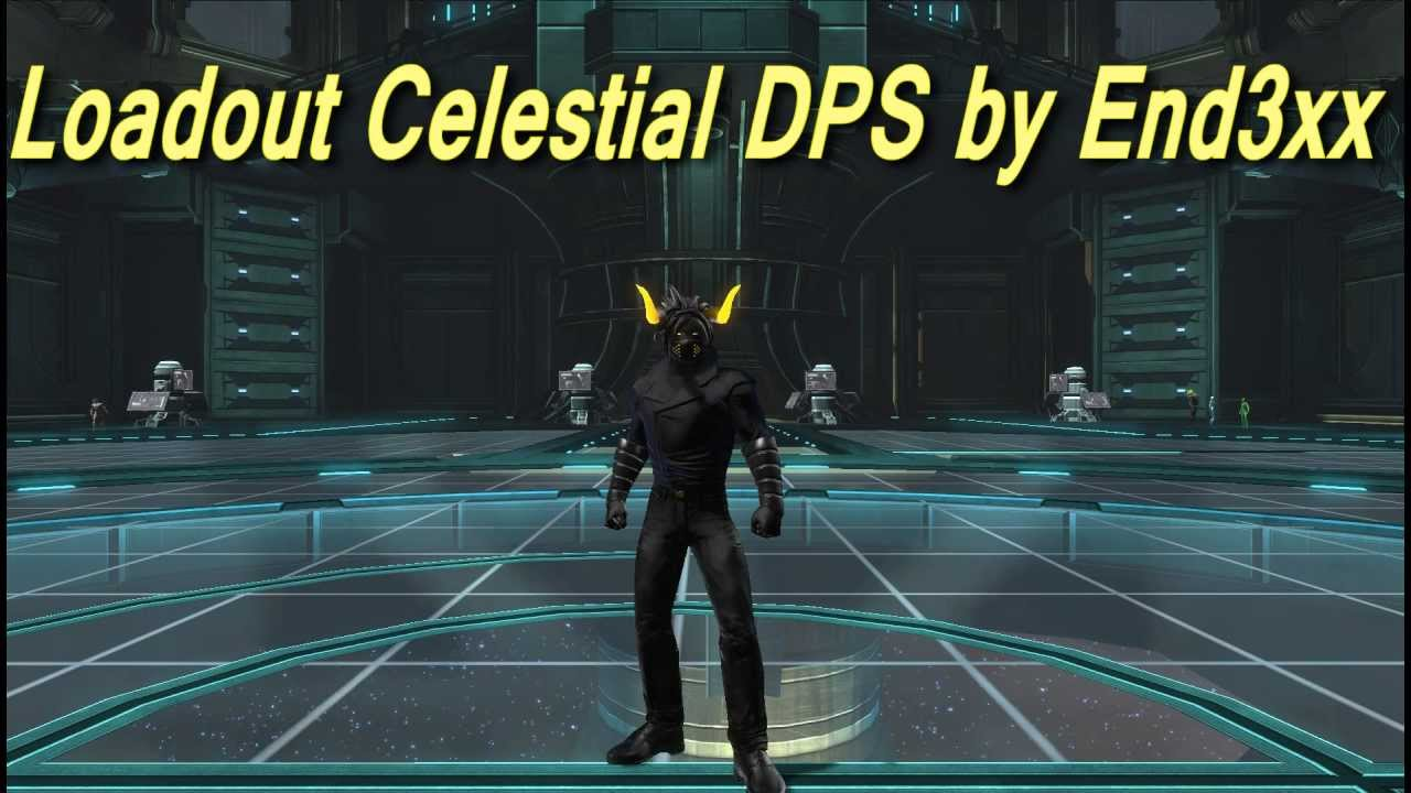 dcuo pve new loadout celestial dps by end3xx youtube