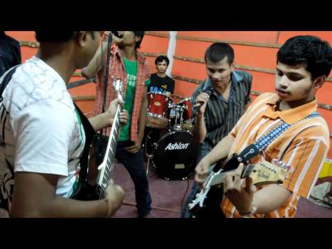 Saints Of Sodom (cover) Bikhra Hoon Main.mov video