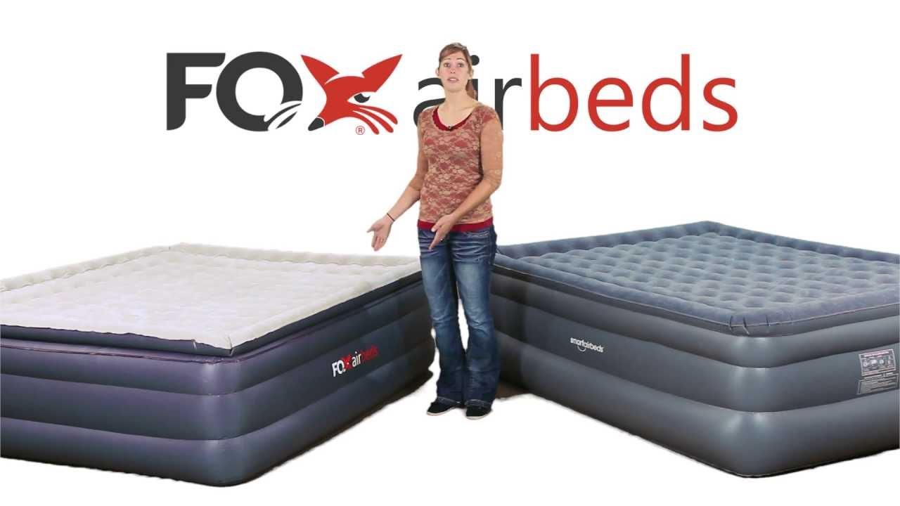Fox Airbeds vs Smart Air beds King Air Mattress