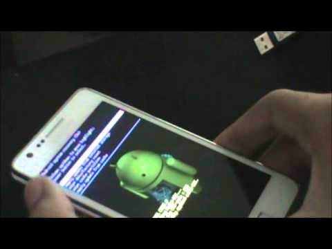 Jelly Bean 4.1.2 Oficial Samsung Galaxy S2 Tutorial Português