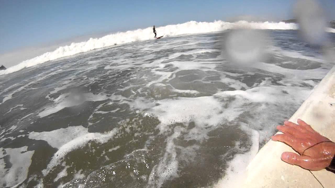 Mar Surf Surfing Linda Mar Pacifica