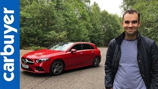 New 2018 Mercedes A-Class in-depth review – Carbuyer – James Batchelor