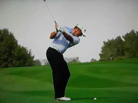 Lee Westwood - Slow Motion Swing Vision SuperG