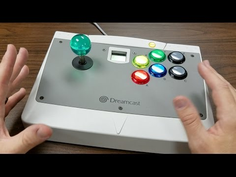 SEGA DREAMCAST MODDED HKT-7300 ALAN 9000 review by Classic Game Room