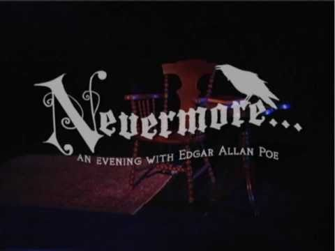 Jeffrey Combs - Nevermore, An Evening with Edgar Allan Poe highlights