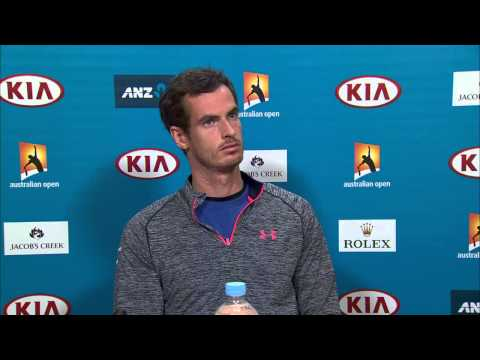 Andy Murray press conference (Final) - Australian Open 2015