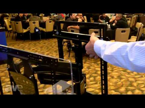 E4 AV Tour: Chief Details How the Fusion Wall Mount and Other Chief Products Save Dealers Time