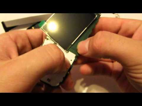 Display Nokia 6303 Disassembly & Assembly - Digitizer, Screen & Case Replacement Repair video