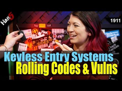 Hacking Keyless Entry Remotes - Hak5 1911