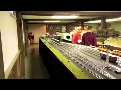 3-Rail O Scale Layout - Blissfield, MI