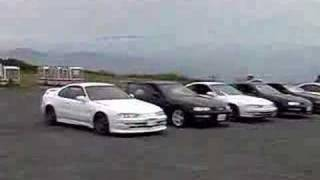 Prelude touring/PFC箱根ツーリング2004/VAL-SOUND