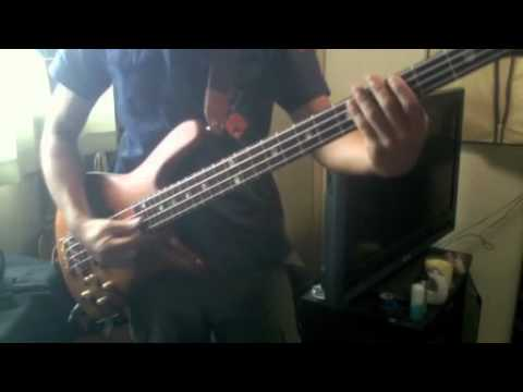 【bass】amazing Grace -victor Wooten- 3【lesson】 video