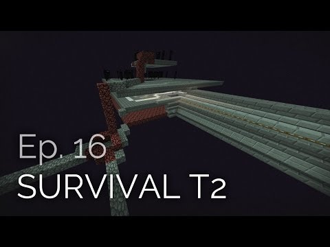 Minecraft Survival T2 Ep. 16 - Ender Withering