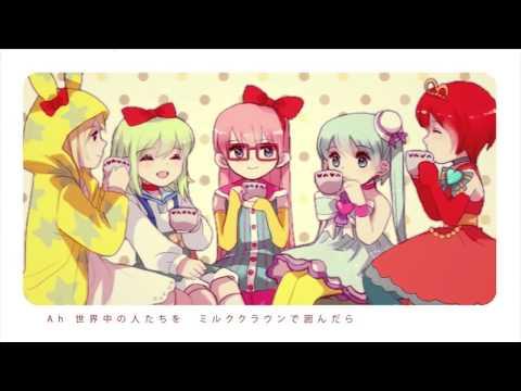 【5Girls】Lollipop Factory Thai Ver.【Melodious】