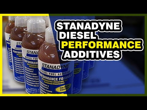 Stanadyne Diesel Performance Formula. How to improve MPG and diesel perfomance.