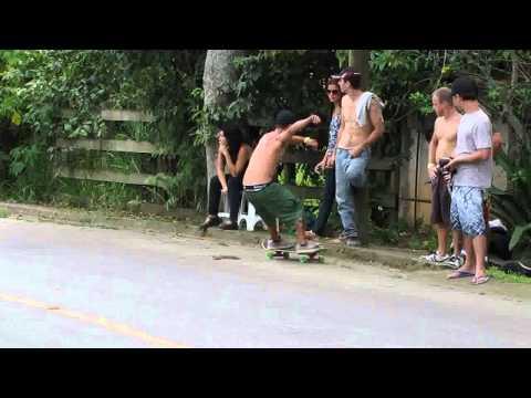 1º Encontro de Skate na Ladeira 2011 - Paraty - RJ