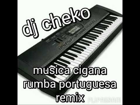 Dj cheko con salero musica cigana rumba portuguesa