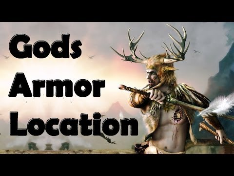Skyrim: How to get The Old Gods Armour (Full Walkthrough) Side Quest Series