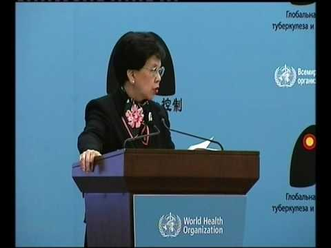 WHO Director-General (part 1) - Opening Session