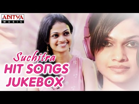 Suchitra (singer) Telugu Latest Hit Songs || Jukebox  || Birthday Special video