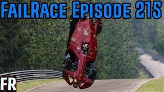 FailRace Episode 215 - Futuristic F1 Cars, Same Silliness