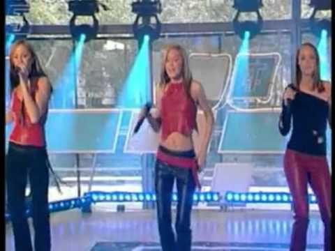 Atomic Kitten - You Are (Popworld 2001) Music Videos